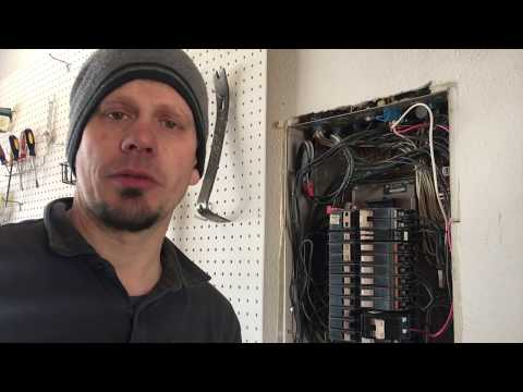 Mini-Split, Ductless AC Unit, Electrical Wiring Codes