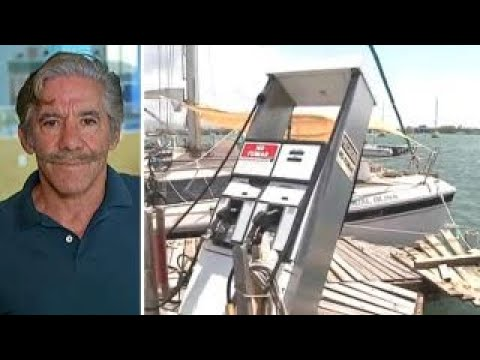 Geraldo Rivera on chaos on the docks of Puerto Rico