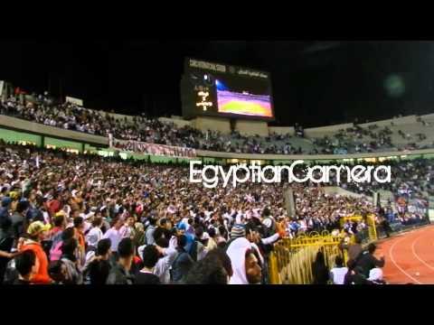 لحظة سماع جمهور الزمالك بمذبحة بورسعيد 2012