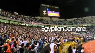 رد فعل جمهور الزمالك على مذبحة بورسعيد