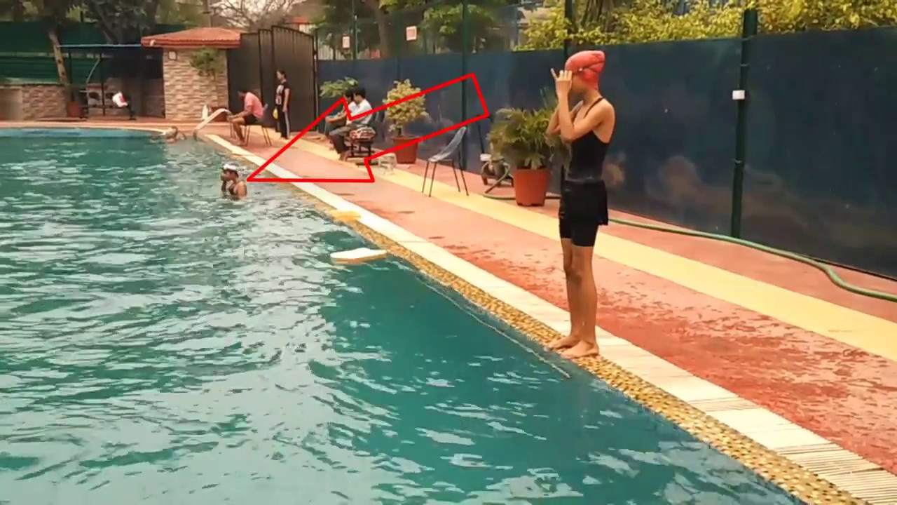 How To Dive Into Swimming Pool By Jyotsna Sharma Doon