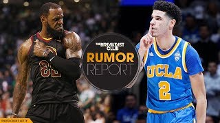 LaVar Ball Claims Lonzo Ball Is Better Than LeBron James