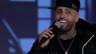Nicky Jam Templehouse - Live Concert