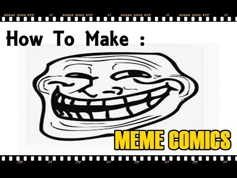 How To Make 9 Gag Meme Comics