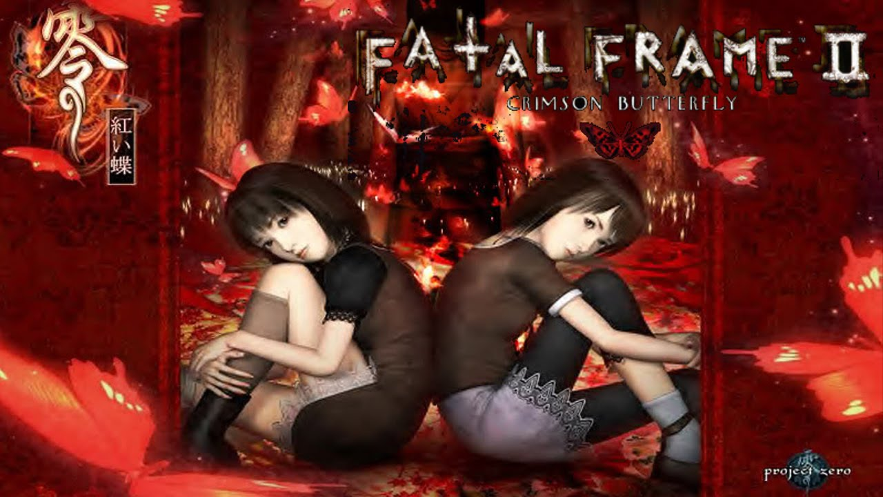 Fatal Frame 2: Crimson Butterfly [Part 1] Mio & Mayu get lost in All ...