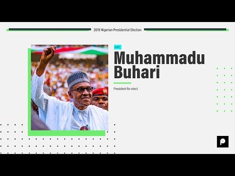 Muhammadu Buhari is the President-Elect of Nigeria