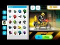 Space Bike Racing: High Speed Superbike Stunts - Gameplay Android game