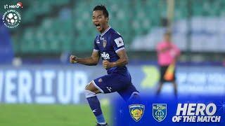 Hero of the Match - Lallianzuala Chhangte | Chennaiyin FC 3-1 Kerala Blasters FC | Hero ISL 2019-20