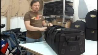 Видео обзор о чехлах - сумках для стоек - Железо (Hardware)