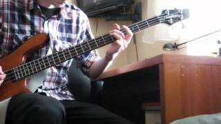 Tool - Intension ( Bass cover) 10,000 days