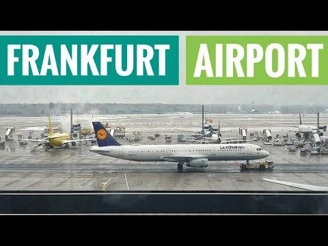 Frankfurt Flughafen Abflug Adresse