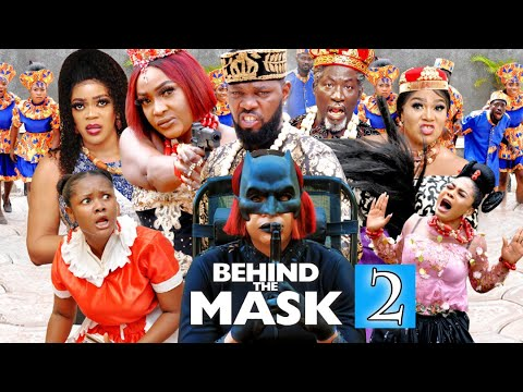 BEHIND THE MASK SEASON 2 (New Movie) JERRY WILLIAMS, EVE ESIN\u0026LIZZY GOLD 2021 Latest Nigerian Movie