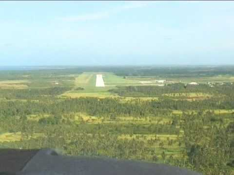Flight from 'Eua to Nuku'alofa (Tonga)