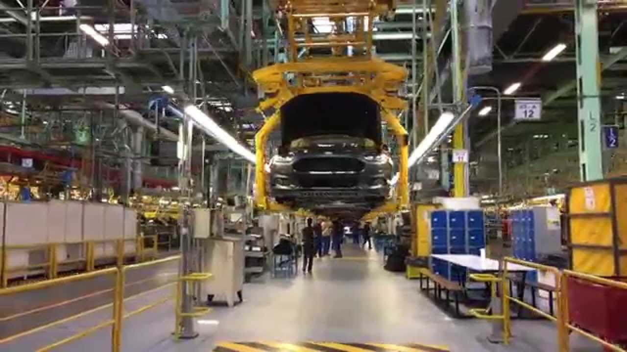 Apple Iphone 6s 4k Uhd Video Ford Factory Tour In