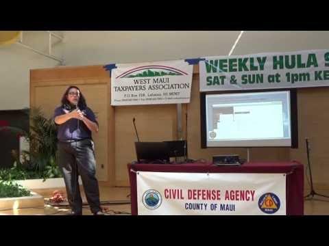 Disaster   Preparedness - Part 3 - Maui Civil Defense Agency