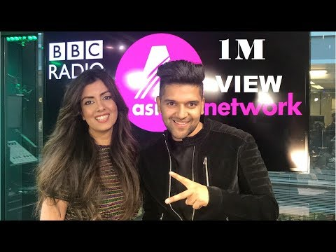 GuruRandhawa live In BBC Asian Radio |Asian Network | Noreen Khan |September 2018 |1M view|