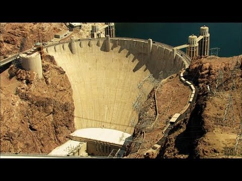 How the 726-Foot-Tall Hoover Dam Was Built Ahead of Schedule