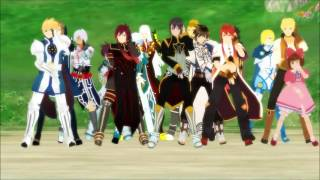 Download Video 【MMD: Tales of】 Number 9 MP3 3GP MP4