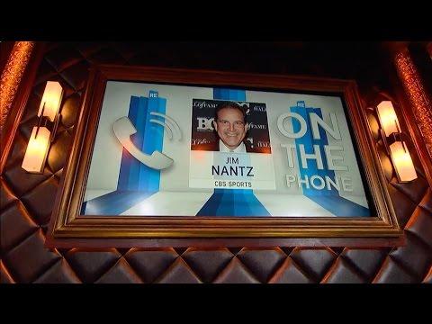 Jim Nantz of CBS Sports Talks NCAA Final Four & Tiger Woods on The RE show - 3/30/15