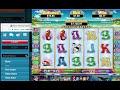 SLOTO CASH online slots walkthrough & review! || Steph plays CRYSTAL WATERS || online slots casino