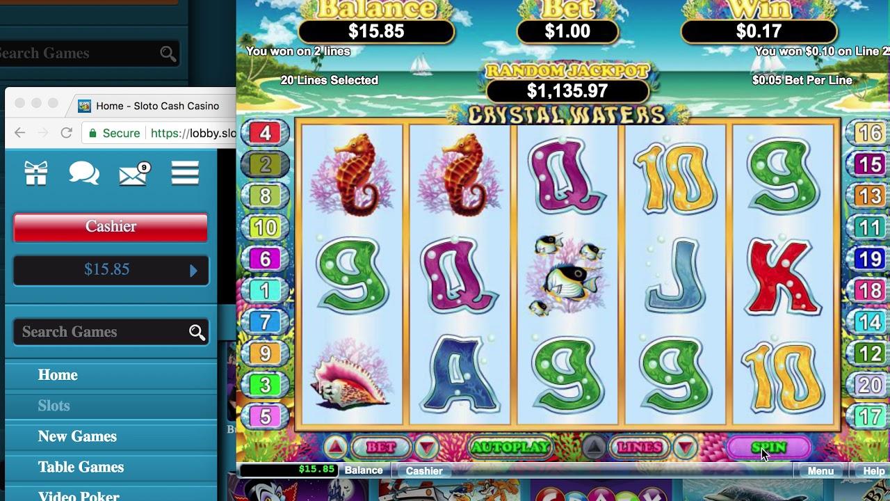 Slotocash Casino Login