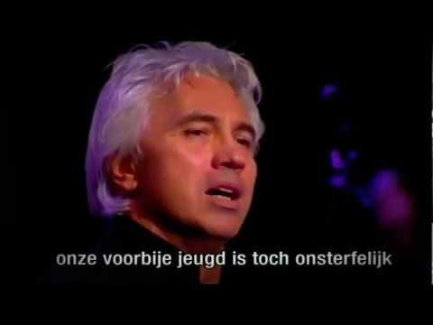 Kak Molodi Mi Bili - Dimitri Hvorostovsky (nederlandse vertaling)