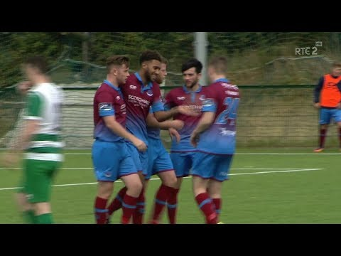 Evergreen FC v. Drogheda United - FAI Cup 2017 - Mulhall, Masterson & Doyle - 13th August 2017