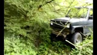 Daihatsu Rocky test drive