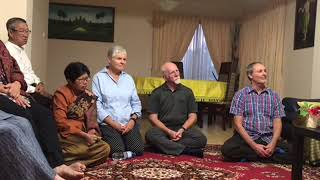 Dhamma Talk in Australian