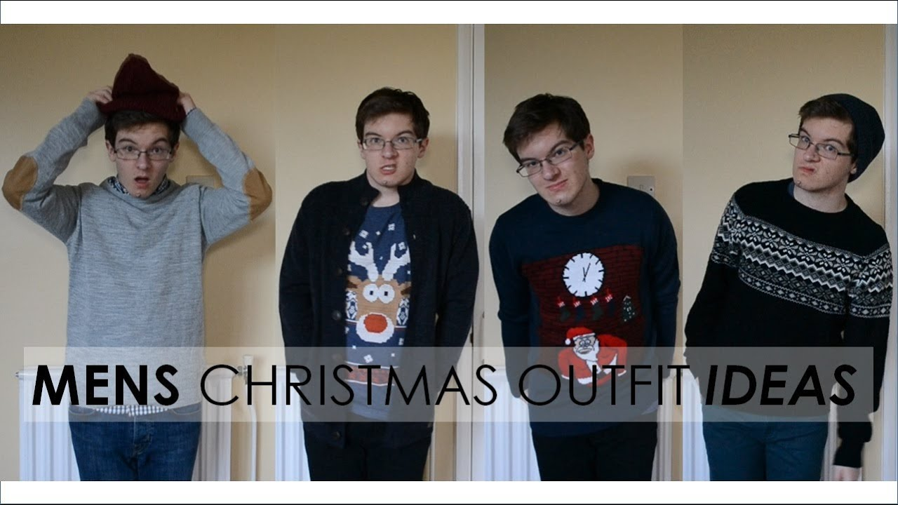 Mens Christmas Party Outfit Ideas Part - 32: MENS CHRISTMAS OUTFIT IDEAS