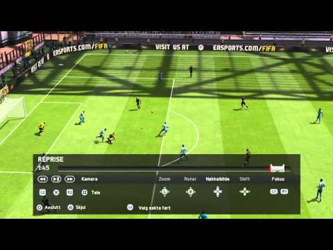 FIFA 15 Robben dives again
