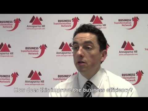 Ben Nicholson, Banking & Financial Services Operational Excellence
