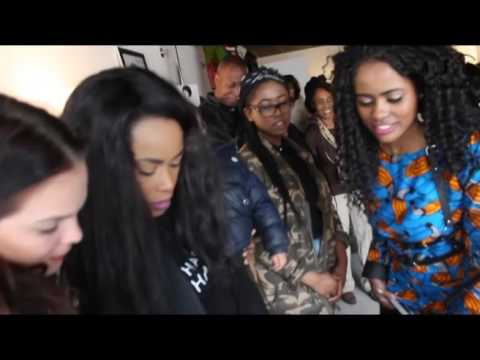 Opening of our Pop Up Store AFU (African Fashion United) in Beverwijk