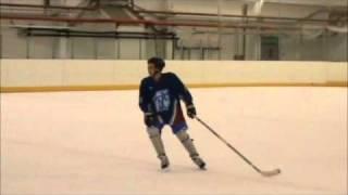 Любительский хоккей часть 2.