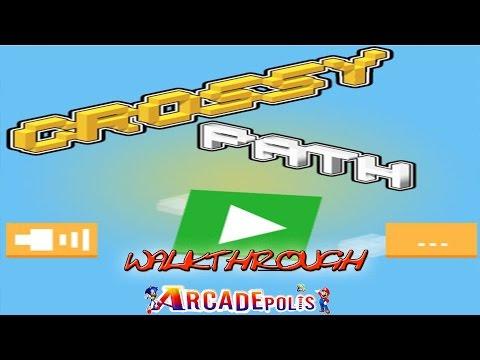 Crossy Path Online Walkthrough (Preview & Play) Free Game ARCADEpolis.com