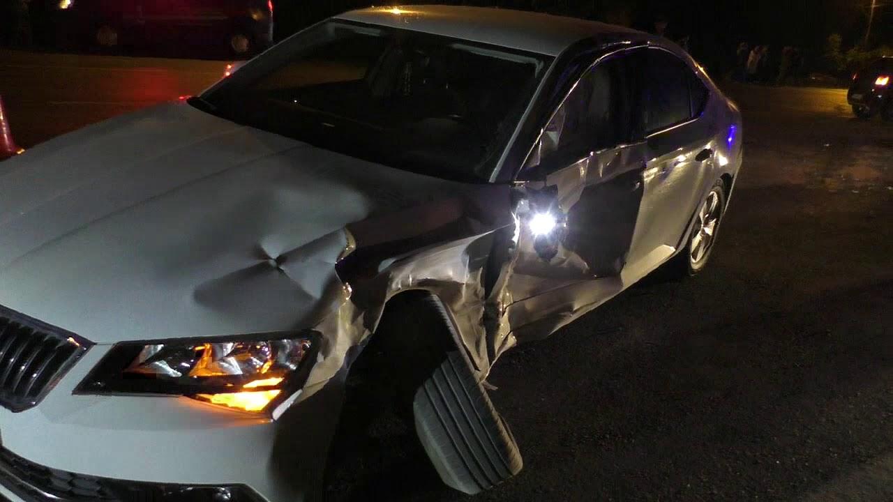 Bartın'da Trafik Kazası 4 Yaralı