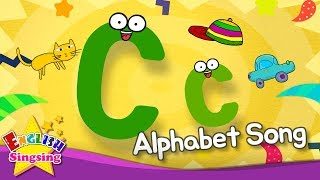 Alphabet Song - Alphabet 'C' Song - English song for Kids