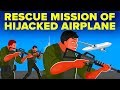 Crazy Rescue Mission of Hijacked Airplane - Operation Entebbe