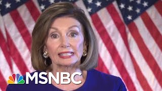 House Speaker Nancy Pelosi Announces Formal Impeachment Inquiry | MTP Daily | MSNBC