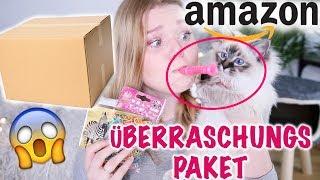 Mega merkwürdiges Amazon ÜBERRASCHUNGSPAKET I Ich weiß nicht, was Amazon mir schickt! I Meggyxoxo