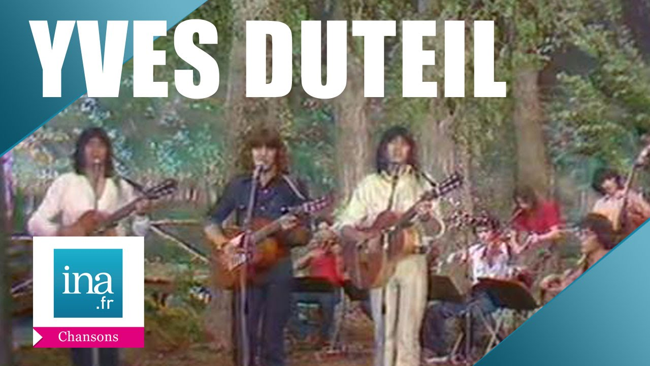 Yves duteil le petit pont de bois live officiel - Petit pont en bois ...
