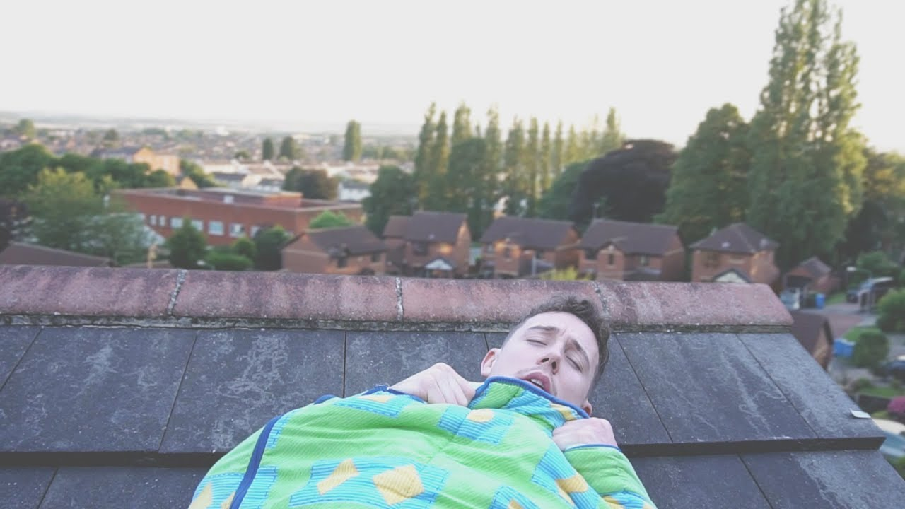 I Spent The Night On A Roof And It Didn T Go As Planned