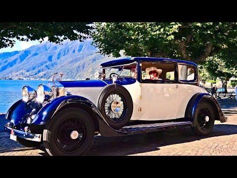 Ascona Classic Car Award, Switzerland (24.09.2017)