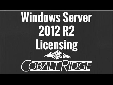Windows Server 2012 R2 Licensing Simplified