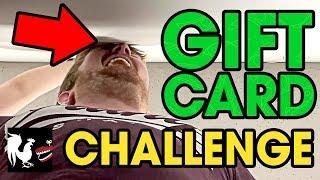 GIFT CARD CHALLENGE! | RT Life