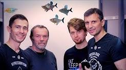 FISH ROOM TOUR AT GREEN AQUA - WITH JURIJS JUTJAJEVS