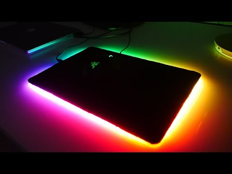 How to make an RGB Mousepad Yourself (CHEAP!)