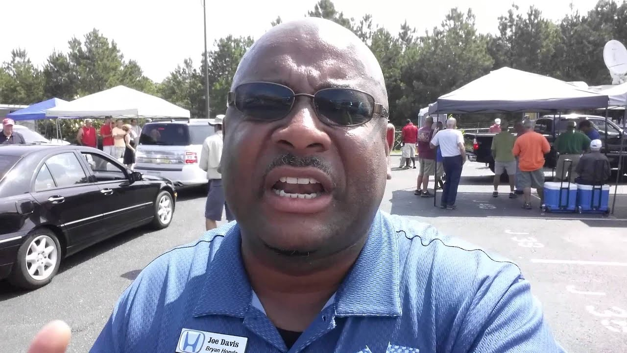 Manheim Auto Auction At Bryan Honda In Fayetteville, NC Joe Davis Pt1.    YouTube