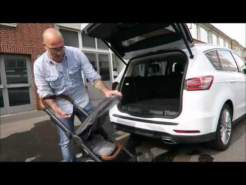 daddylicious testet den ford s max 2 kofferraum youtube. Black Bedroom Furniture Sets. Home Design Ideas
