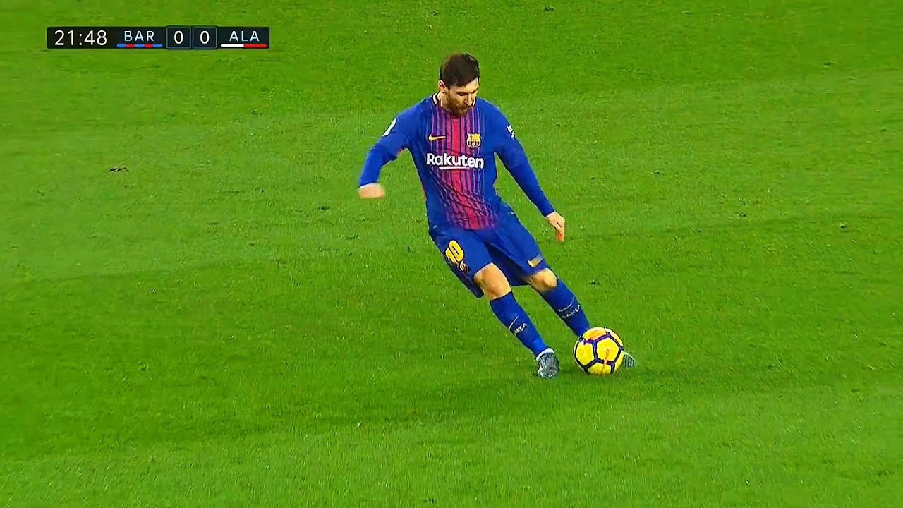 Lionel Messi   E  B The King Of Amazing Goals  E  Bbscoring In Style E   Hd